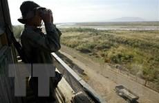 Tajikistan lần đầu diễn tập kiểm tra năng lực sẵn sàng chiến đấu