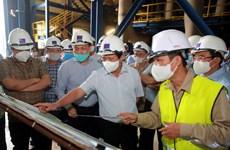 Đưa Nhà máy Nhiệt điện Thái Bình 2 vào hoạt động năm 2022