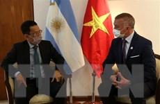 Tăng cường hợp tác giữa các địa phương của Việt Nam và Argentina