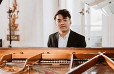 Nguyễn Việt Trung vào chung kết cuộc thi piano quốc tế Chopin