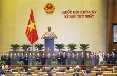 Quốc hội phê chuẩn 18 bộ trưởng, 4 thủ trưởng cơ quan ngang bộ