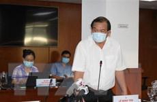 TP.HCM: Tăng cường phòng dịch tại cơ sở cai nghiện, trợ giúp xã hội