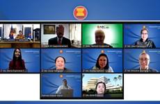 ASEAN khởi động chuỗi hội thảo trực tuyến về hiệp định RCEP