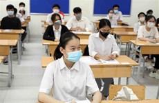 Tốt nghiệp THPT 2021: Điều chỉnh việc dạy học để nâng cao chất lượng