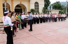 Hà Nội: Bảo tồn và phát huy bản sắc văn hóa dân tộc Mường ở Quốc Oai