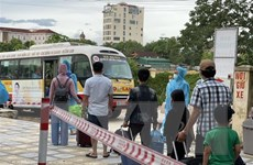 TP.HCM đề nghị các tỉnh phối hợp đưa người dân về quê theo nguyện vọng