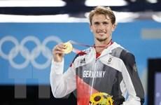 HCV quần vợt Olympic: Cột mốc cho người Đức, niềm vui của người Nga