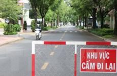 Siết chặt giãn cách, hiệu quả ngày càng khả quan tại TP Hồ Chí Minh