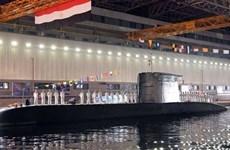 Hải quân Ai Cập tiếp nhận tàu ngầm hiện đại của Đức