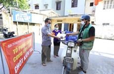 Hà Nội lập 3 Tổ công tác chuyên trách điều hành công tác chống dịch