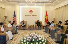 Việt Nam-Hoa Kỳ thúc đẩy khắc phục hậu quả chất độc hóa học/dioxin