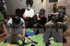 Đắk Nông: Bắt quả tang đối tượng cưỡng đoạt tài sản của doanh nghiệp 