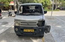 Bắt giữ đối tượng trộm xe ôtô, vượt chốt kiểm soát dịch COVID-19