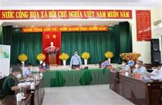 Thành phố Tuy Hòa vẫn chưa khống chế được dịch bệnh COVID-19
