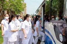 Đồng Nai ưu tiên bảo vệ tránh lây nhiễm chéo cho nhân viên tuyến đầu