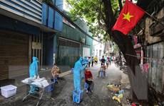 Việt Nam ghi nhận gần 10.000 ca mắc COVID-19 trong ngày 12/8