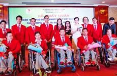 Đoàn Việt Nam sẵn sàng tranh tài tại Paralympic Tokyo 2020