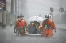 Các vụ lở bùn đất khiến nhiều người thiệt mạng ở Nhật Bản