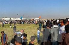 Pháp kêu gọi EU phối hợp đối phó làn sóng người tị nạn từ Afghanistan