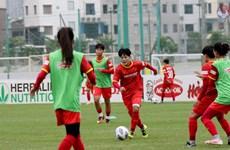 Tuyển nữ Việt Nam có 3 trận đấu Vòng loại Asian Cup vào cuối tháng 9