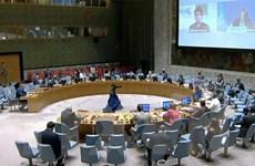 Hội đồng Bảo an họp tìm giải pháp cho cuộc khủng hoảng Myanmar