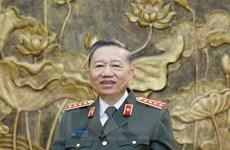 Đại tướng Tô Lâm: Xây dựng lực lượng Công an tinh nhuệ, hiện đại
