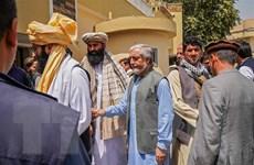 Taliban thảo luận tương lai với lực lượng an ninh Afghanistan