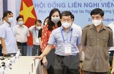 Kiểm tra công tác chuẩn bị tham dự AIPA-42 của đoàn Quốc hội Việt Nam