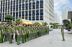 Cục Cảnh sát Quản lý hành chính hỗ trợ TP.HCM và các tỉnh phía Nam