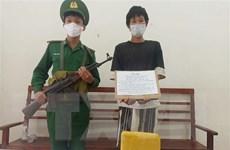 Điện Biên: Bắt quả tang đối tượng vận chuyển heroin trái phép
