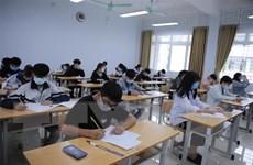 Thành phố Hồ Chí Minh công bố điểm chuẩn xét tuyển vào lớp 10 công lập