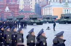 Quan điểm của Nga đối với các vấn đề nóng trong khu vực