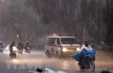 Các khu vực mưa dông, vùng núi mưa lớn đề phòng lũ quét, sạt lở đất