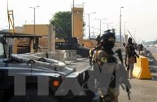 Iraq phát động chiến dịch truy quét IS ở vùng thủ đô Baghdad