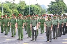 Ghi nhận nhiều F0, Sơn La tăng cường lực lượng vũ trang hỗ trợ Phù Yên