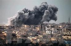 Quân đội Syria tấn công thành trì của lực lượng đối lập