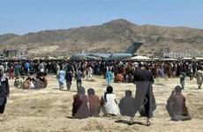 Ngân hàng Thế giới ngừng giải ngân các khoản viện trợ cho Afghanistan