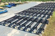 Thaco Auto ký hợp đồng xuất khẩu hơn 6.000 xe sơmi rơmoóc sang Mỹ