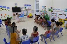 Tránh tình trạng cơ sở giáo dục mầm non giải thể, giáo viên nghỉ việc