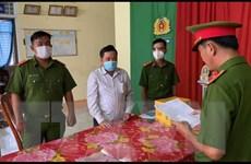 An Giang: Nguyên Bí thư, Chủ tịch xã làm thất thoát gần 300 triệu đồng