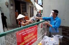 TP Hồ Chí Minh: Hỗ trợ hơn 1,2 triệu lao động bị ảnh hưởng của dịch
