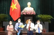 Phê chuẩn kết quả bầu ông Phan Văn Mãi làm Chủ tịch UBND TP.HCM