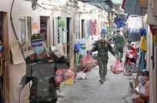 Siết chặt giãn cách xã hội ở Thành phố Hồ Chí Minh: Dồn sức lo an sinh