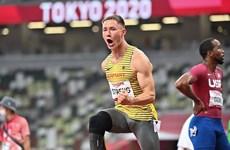 Felix Streng giành chiến thắng trên đường chạy 100m tại Paralympic