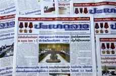 Báo Lào đánh giá cao Việt Nam và mối quan hệ đặc biệt giữa hai nước