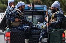 Taliban ăn mừng sau khi binh sỹ Mỹ cuối cùng rút khỏi Afghanistan