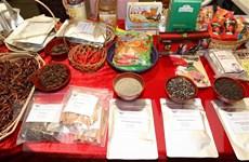 Phong phú các gia vị Việt Nam tại Hội chợ Ớt quốc tế Rieti