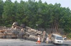Dịp 2/9, cả nước xảy ra 31 vụ tai nạn giao thông, 13 người tử vong