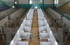 Vận hành thử nghiệm Bệnh viện dã chiến 400 giường tại Vũng Tàu