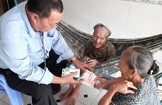 Truy tặng Huân chương Lao động cho 2 cán bộ y tế tử vong vì chống dịch